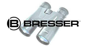 logo prismáticos bresser