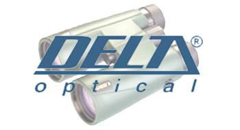 logo prismáticos delta
