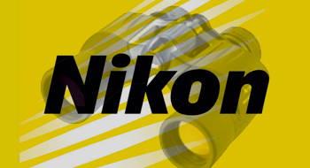 logo prismáticos nikon