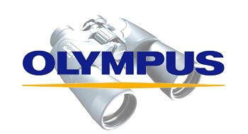 logo prismáticos olympus