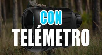prismáticos con telémetro