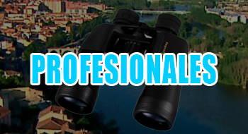 prismáticos profesionales